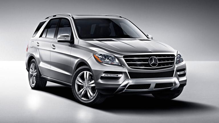 2014 mercedes benz ml350 vs bmw x5 for Mercedes benz a1 service price