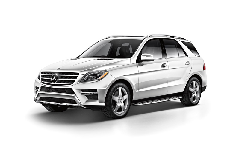 2014 mercedes benz ml350 chicago il for Mercedes benz dealerships in chicago area