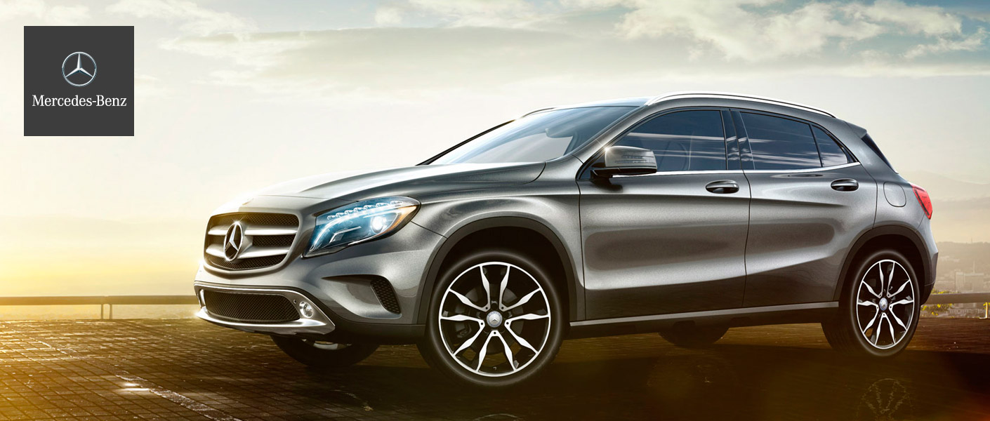2015 mercedes benz gla chicago il for Chicagoland mercedes benz dealers