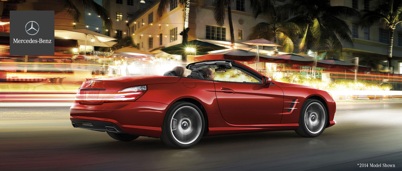 2015 mercedes benz sl class chicago il for Chicagoland mercedes benz dealers