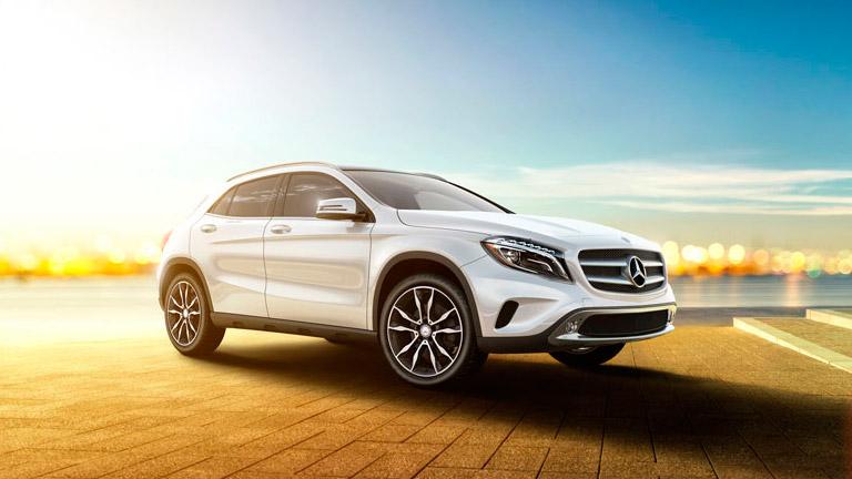 2015 mercedes benz gla vs 2015 lexus nx 200t for Mercedes benz finance address