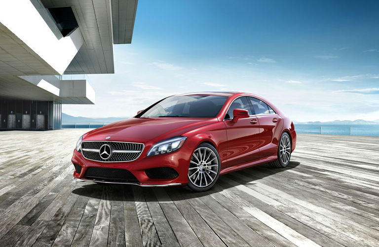 2016 mercedes benz cls class chicago il for Mercedes benz chicagoland