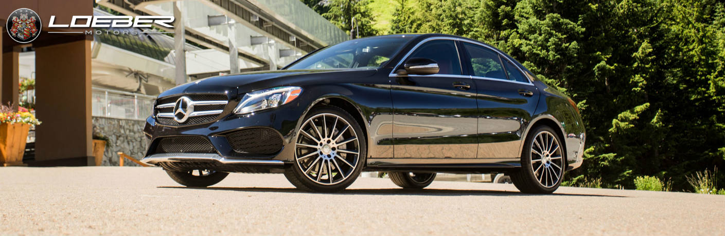 2016 mercedes benz c300 chicago il for Chicagoland mercedes benz dealers