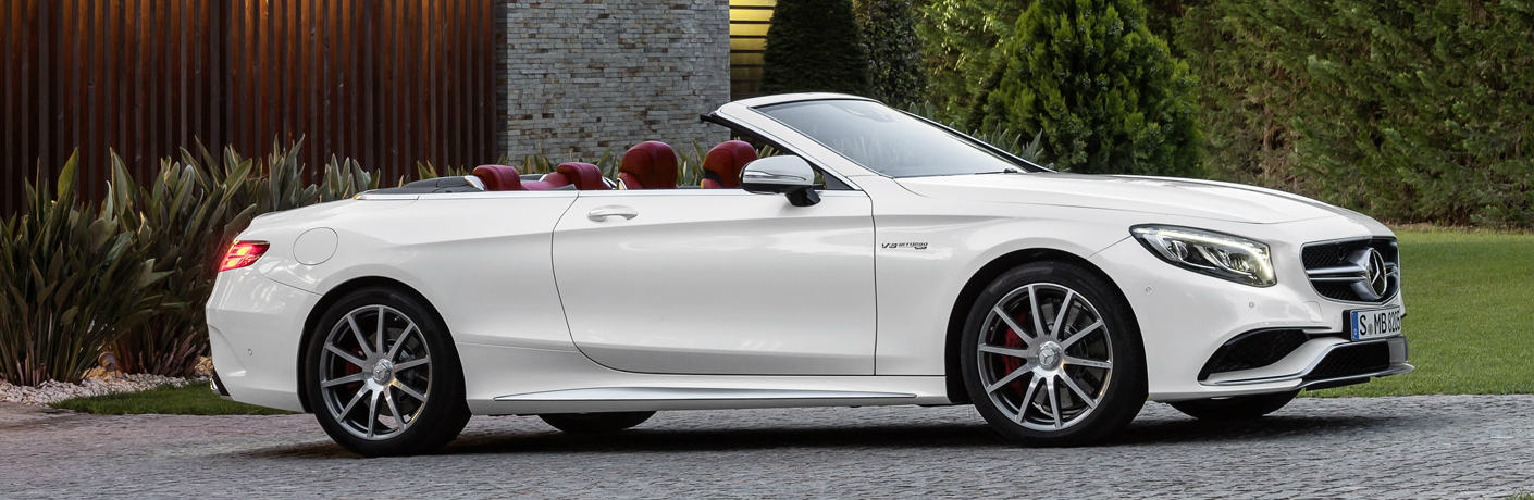 2017 mercedes benz s class cabriolet chicago il for Mercedes benz of naperville il
