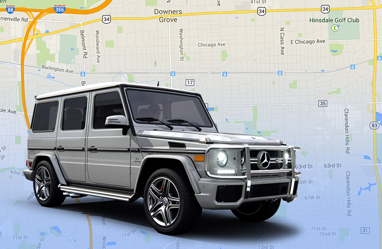 Used cars chicago illinois loeber motors autos post for Used mercedes benz chicago