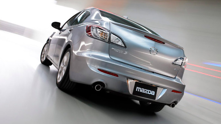 2013 Mazda3 VS. 2013 Ford Focus