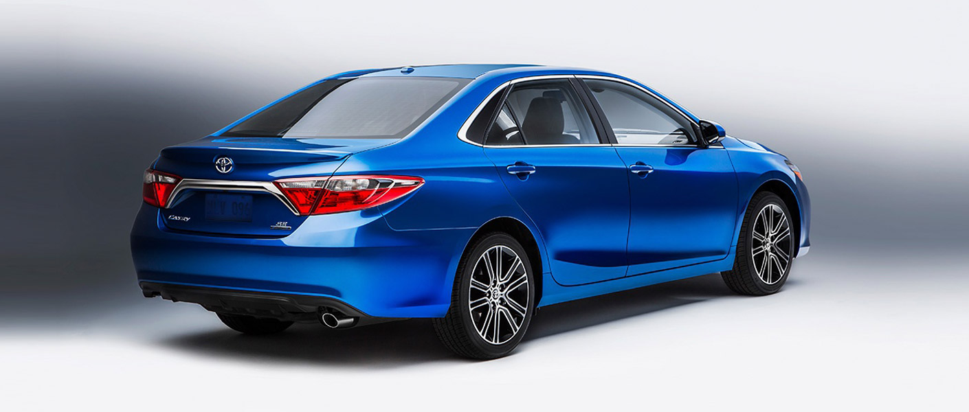 The Motoring World Usa Toyota Camry Takes Top Spot In Cars Com American Made Index With The