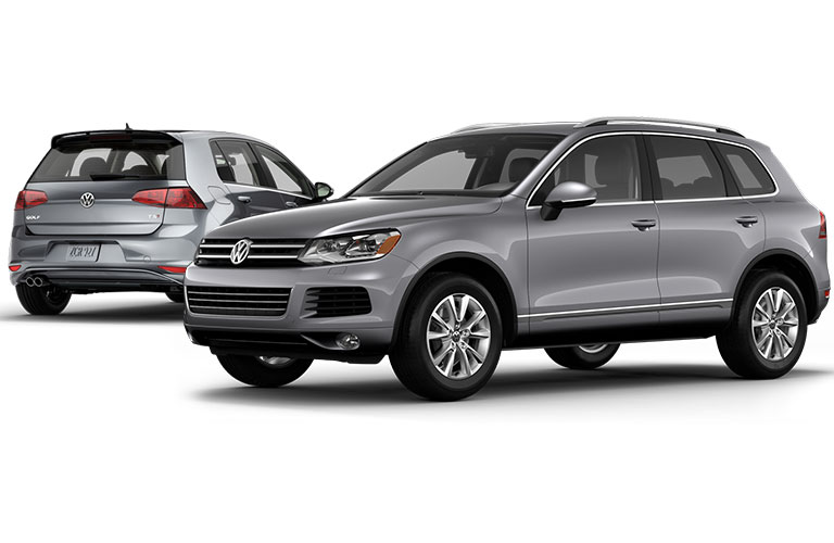 Purchase your next car at Gene Langan Volkswagen