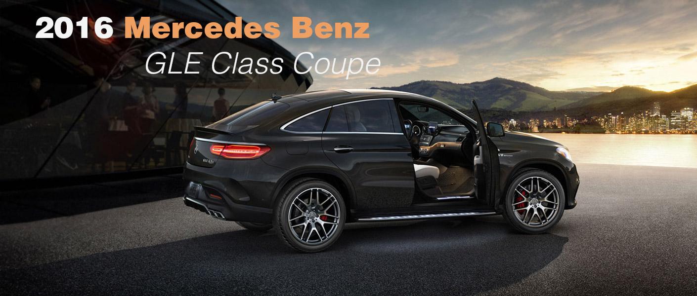 2016 mercedes benz gle class coupe phoenix az for Mercedes benz phoenix arizona