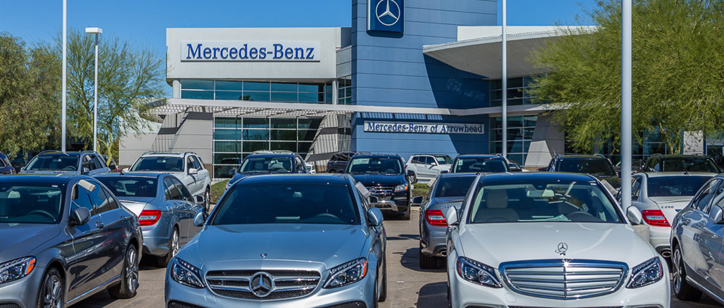 About mercedes benz of arrowhead a peoria az dealership for Top mercedes benz dealerships