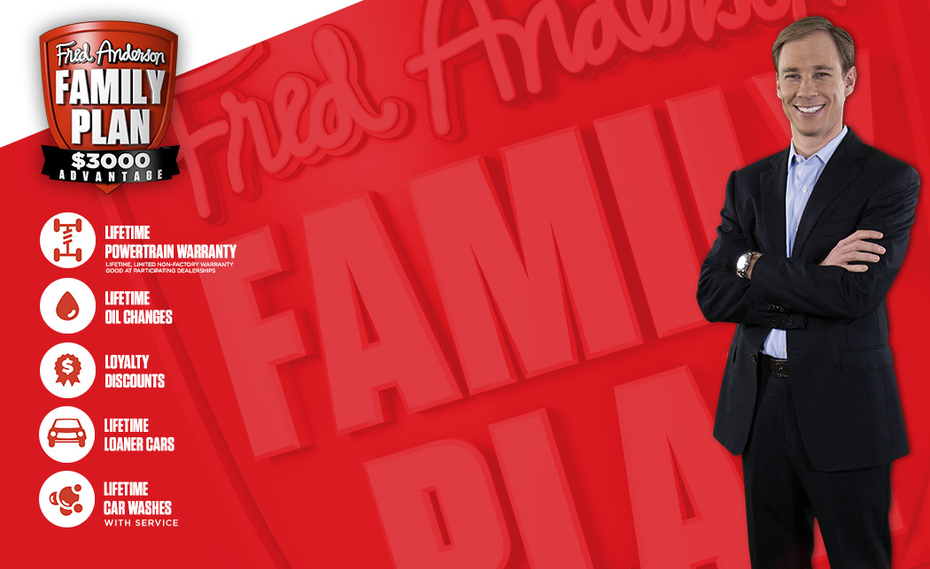 Fred Anderson Family Plan West Columbia SC
