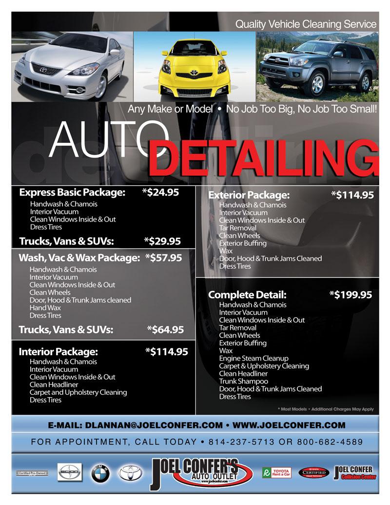 JJs Auto Detailing Shop  46 Reviews  Auto Detailing