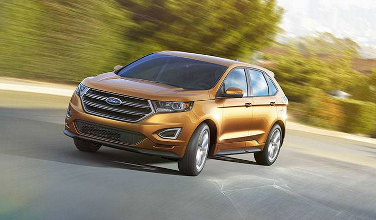 2016 Ford Edge at Osseo Auto in Eau Claire