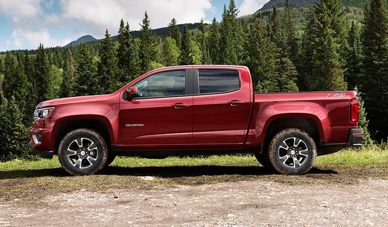 2016 Chevy Colorado at Osseo Auto in Eau Claire