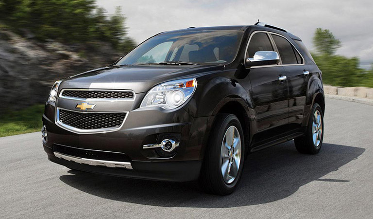 2016 Chevy Equinox at Osseo Auto in Eau Claire