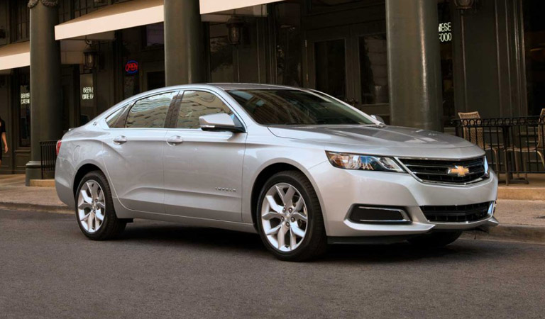 2016 Chevy Impala at Osseo Auto in Eau Claire