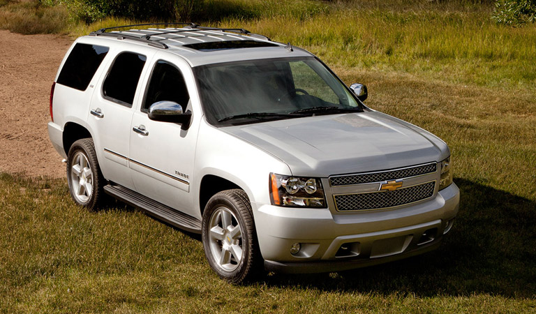 2016 Chevy Tahoe at Osseo Auto in Eau Claire