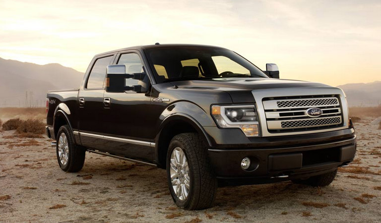 2016 Ford F-150 at Osseo Auto in Eau Claire