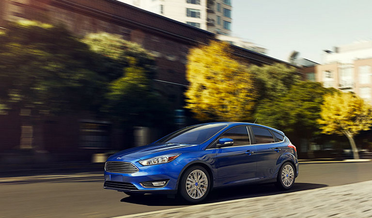 2016 Ford Focus at Osseo Auto in Eau Claire