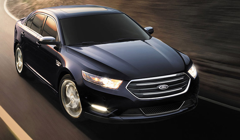2016 Ford Taurus at Osseo Auto in Eau Claire
