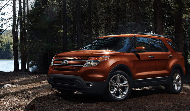 2016 Ford Explorer at Osseo Auto in Eau Claire
