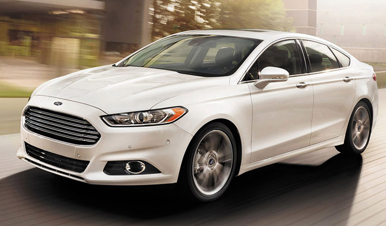 2016 Ford Fusion at Osseo Auto in Eau Claire