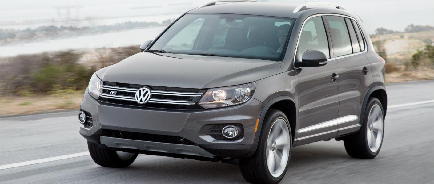 2016 Volkswagen Tiguan Woodland Hills Ca