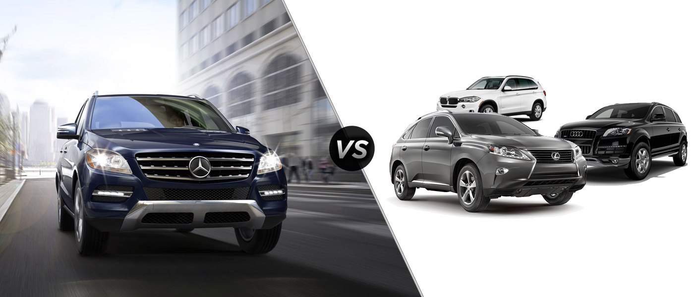 2015 range rover sport vs 2015 mercedes ml 350 autos post for Mercedes benz rover