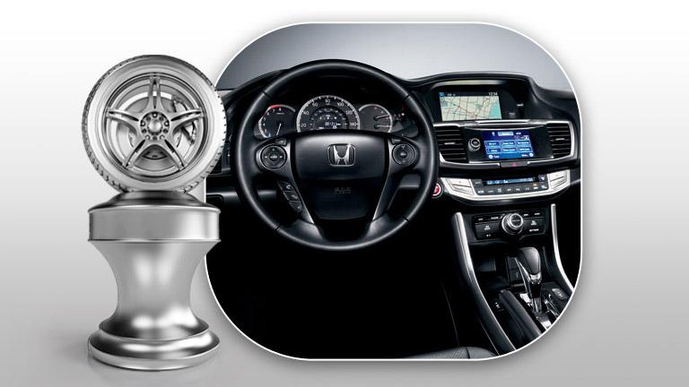 2014 Honda Accord vs Ford Fusion