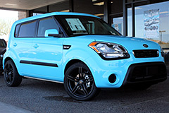 Kia Dealership Phoenix >> Customize Your Kia at Earnhardt Kia Custom Wraps Wheels ...