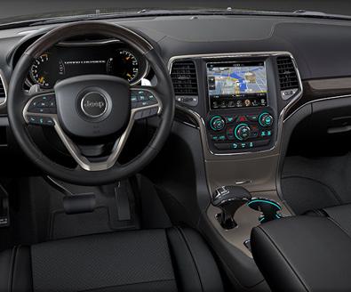 2014 Jeep Grand Cherokee Appleton, WI interior
