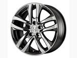 17 Chrome-Look Alloy Wheels