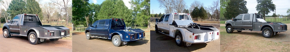 Herrin Hauler Truck Beds in Texas
