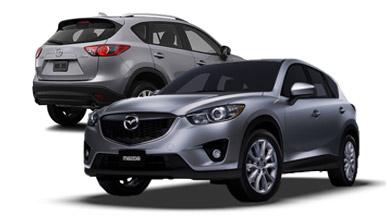 2014 Mazda CX-5 Models