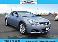2012 Nissan Altima 3.5 SR Grand Junction CO