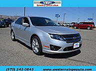 2012 Ford Fusion SPORT Grand Junction CO