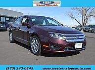 2011 Ford Fusion SE Grand Junction CO