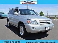 2007 Toyota Highlander w/3rd Row Grand Junction CO