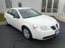 2007 Pontiac G6 1SV Value Leader Green Bay WI