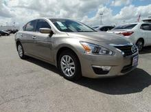 2015 Nissan Altima 2.5 S San Antonio TX