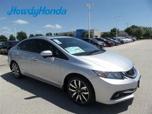 Honda Civic EX-L with Navigation 2015