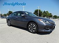 2016 Honda Accord EX HS Austin TX