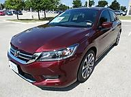 2014 Honda Accord Sport Austin TX