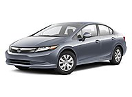 2012 Honda Civic LX Austin TX