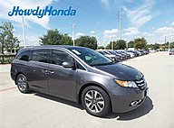 2015 Honda Odyssey Touring Elite with Navigation Austin TX