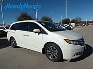 2016 Honda Odyssey Touring with Navigation Austin TX