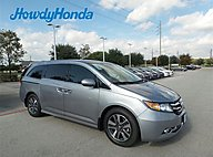 2016 Honda Odyssey Touring Elite with Navigation Austin TX