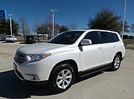 2013 Toyota Highlander  Austin TX