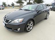 2009 Lexus IS 250  Austin TX
