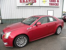 Cadillac CTS Sedan Premium 2010